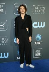24th Critics Choice Awards - Arrivals - Santa Monica, California, U.S.