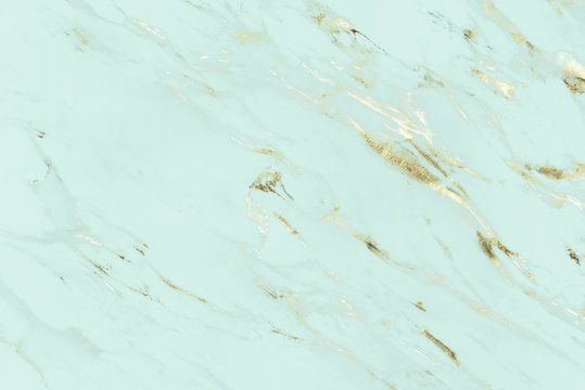 Close up of green marble texture background
