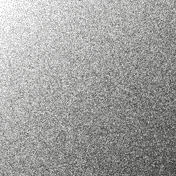 Stipple pattern for design. Dotwork gradient background. Halftone stippled background. EPS 10