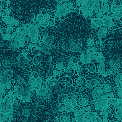 Lace pattern, seamless in