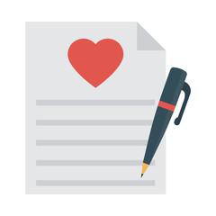 signature   marriage   certificate