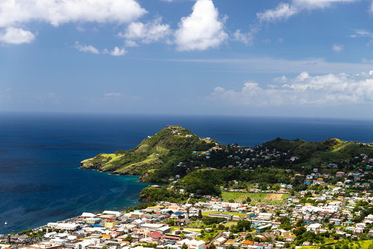 Saint Vincent and the Grenadines, Bequia view