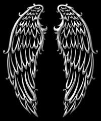 Große Flügel, Engelsflügel, wings.