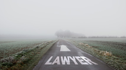 Sign 402 - Lawyer