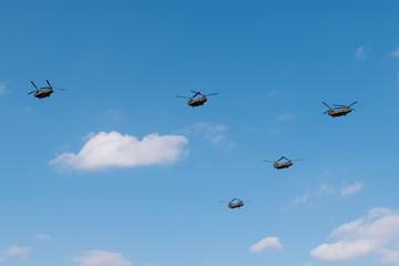 軍用輸送ヘリコプター