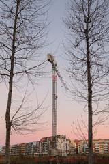 cranes for construction sites