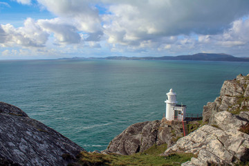 Lighthouse on the Sheeps Head west cork Ireland