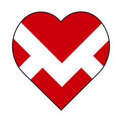 Heart. Valentine's day