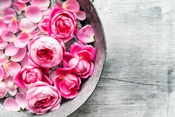 rose spa day