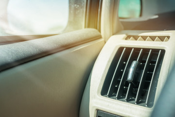 car air conditioning system, freon, repair and maintenance of air conditioners, fresh cold air in the vehicle