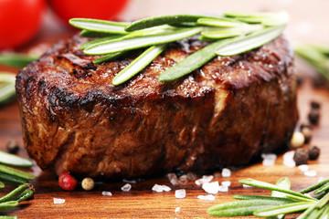 Barbecue Rib Eye Steak - Dry Aged Wagyu Entrecote Steak