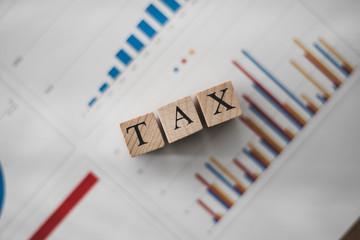ビジネス 税金イメージ