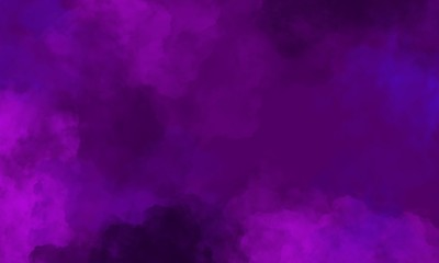 abstract purple painting background with copy space for text