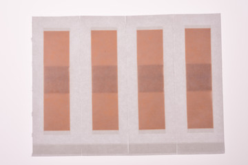 Adhesive bandage plaster, Sanitary Adhesive Plasters