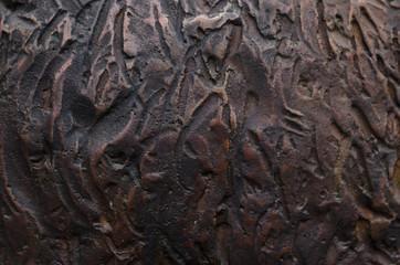 bronze texture background