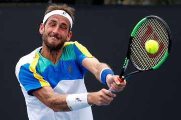 Tennis - Australian Open - First Round