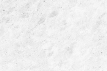 Close up of white marble textured background