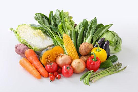 【切抜パス付】野菜