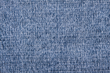 The structure of the material from jeans