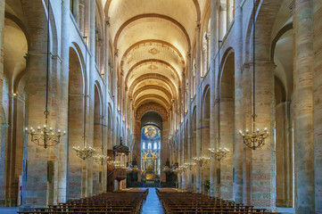 Basilica of Saint-Sernin, Toulouse, France