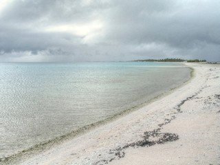 French Polynesia. Tuamotu. Islands near of Tahiti