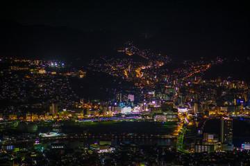 稲佐山展望台 日本三大夜景
