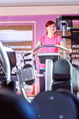the gym girl