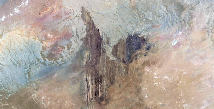 giant,  tribute to Pollock, abstract photography of the deserts of Africa from the air, aerial view, abstract expressionism, contemporary photographic art,