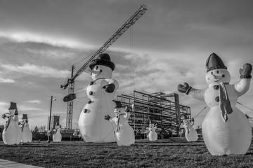 Building Snowmen