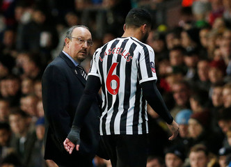 FA Cup Third Round Replay - Blackburn Rovers v Newcastle United