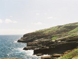 cliffs of hawaii