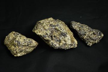 Chalcopyrite,Copper pyrites mineral stone