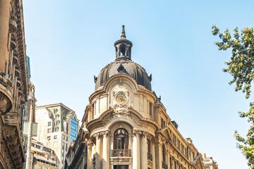 Santiago Stock Exchange Building - Santiago, Chile