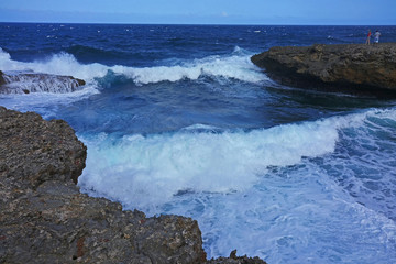Curacao North Shore Wave