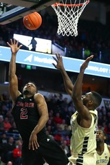 NCAA Basketball: N.C. State at Wake Forest