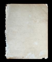 Old brown kraft paper background