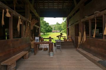 Hale Farm Village at  Cuyahoga Valley National Park