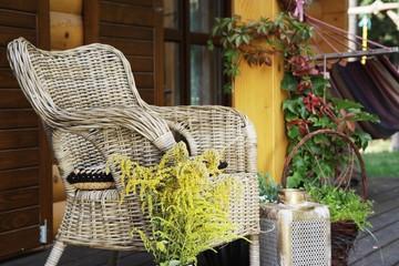 Obraz Odpoczynek na wsi - fototapety do salonu