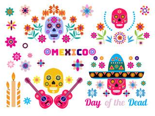 Mexican set elements3
