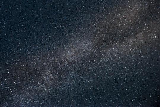 Wonderful night heaven with stars