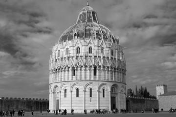 Pisa Il Battistero