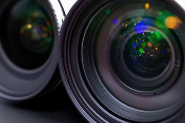 一眼レフカメラ用のレンズ