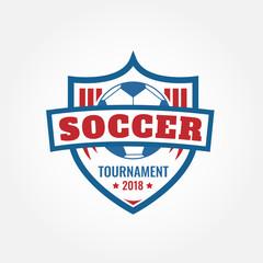 Soccer brand design