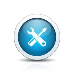 Settings Tool button illustration