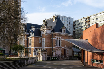 Ville de Noisy-le-Sec, France