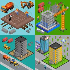Building Development Design Concept
