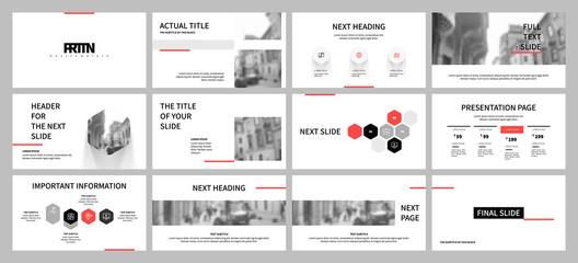 Obraz Business presentation - fototapety do salonu