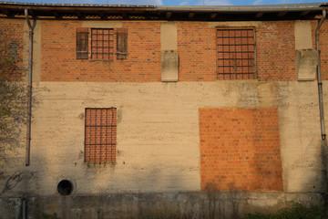 Altes Lagerhaus - Ziegelbau