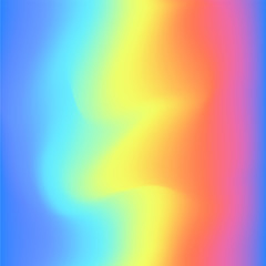 Holographic foil and iridescent rainbow texture background