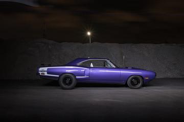 Muscel Car